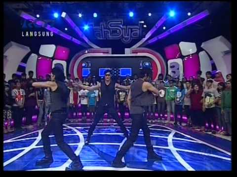 HiTZ - YES YES YES,Live Performed di Dahsyat (07/08) Courtesy RCTI