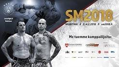 Jussi Pirttikangas, KKKemi vs. Mikko Soikkeli, MMA Joensuu M-91kg SM2018