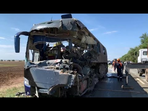 Смертельная авария на Ставрополье: подробности трагедии