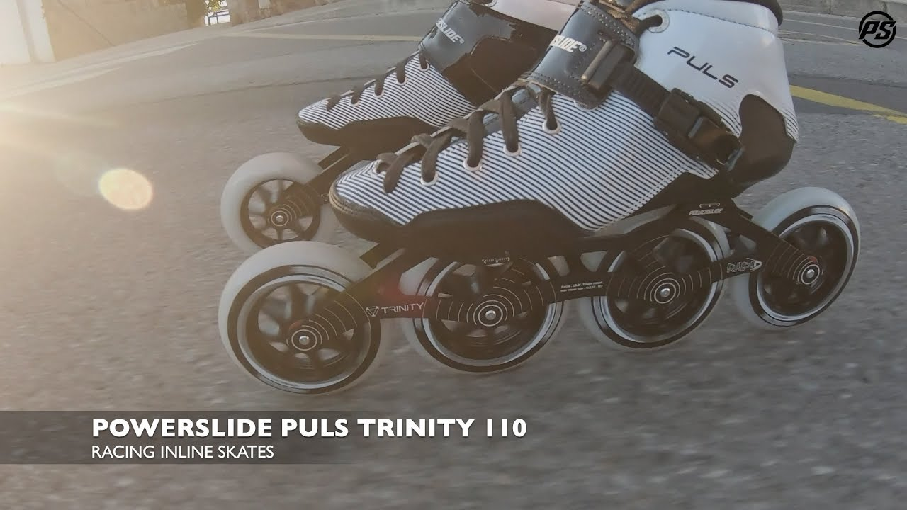 Powerslide Puls 110 racing skates - Rolling Review