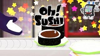 OH! SUSHI App deutsch | SCHOKOLADE MIT FISCH - IGITT! Spiel mit mir Apps + Games thumbnail