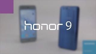 Видеообзор смартфона Honor 9