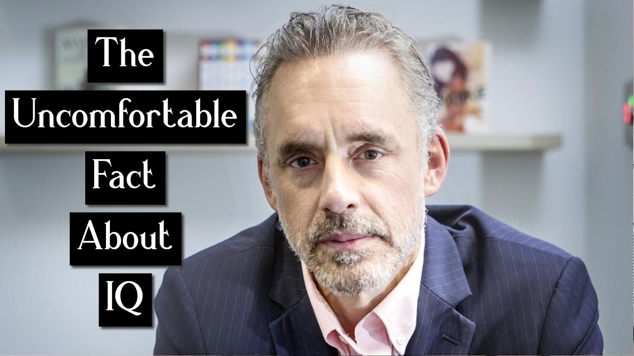 Download Jordan Peterson ~ The Uncomfortable Fact About IQ
