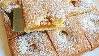 Абрикосовый Пирог к Чаю. Простой и Быстрый Рецепт Пирога с Абрикосами.