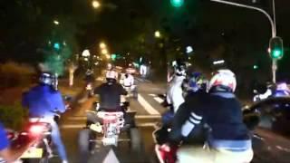 GP. Bikers Medellin -- Ñengo Flow -- Alumbrados Medellin