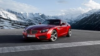 BMW Zagato Coupe Concept 2012 Videos