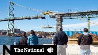 Odds of deadly bridge collapse in Canada slim