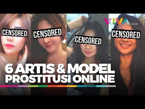 6 Artis dan Model Yang Disebut Terlibat Prostitusi Online