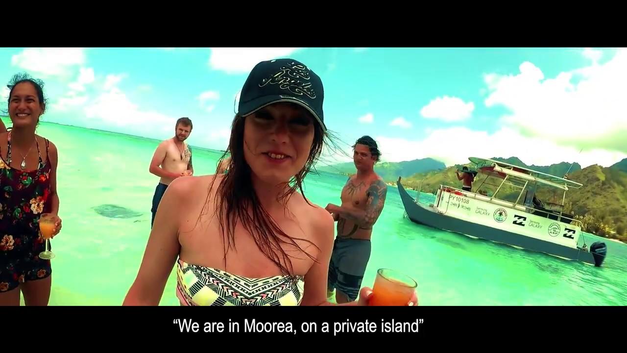 ORISKA - PACIFIC TOUR - TAHITI