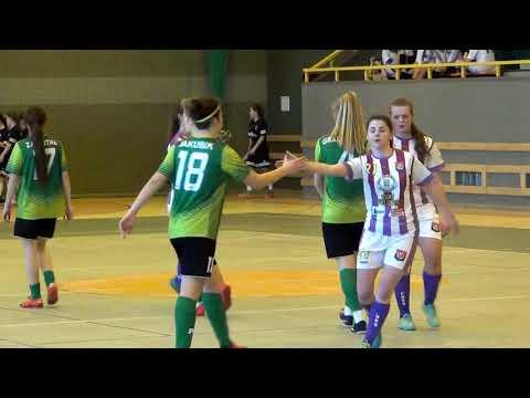 I Halowy Turniej Kobiet w Piłce Nożnej w Malborku - 27.01.2018