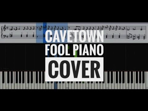 Cavetown - Fool (piano cover) | synthesia | instrumental