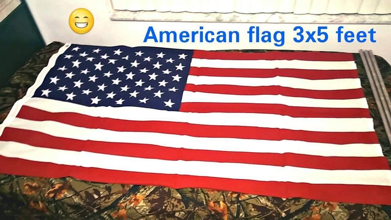 E Z TERMS Flag 3x5 Polyester