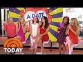 Dean Cain Chooses A Woman To Date Live | TODAY