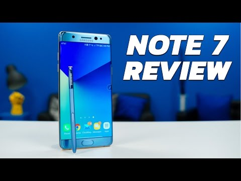 Galaxy Note 7 Review: So Good I Bought One