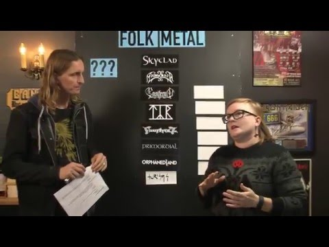 LOCK HORNS | FOLK METAL band debate with Natalie Zed (live stream archive)