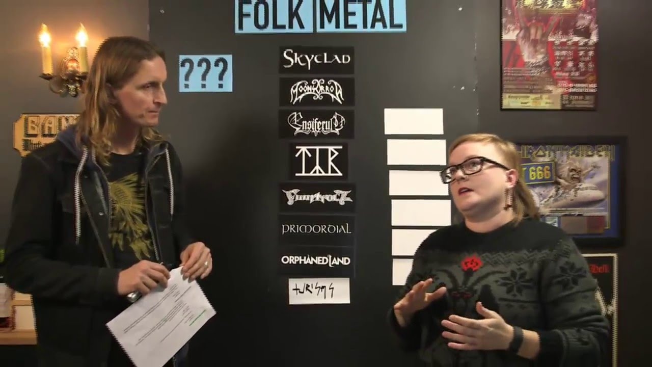 FOLK METAL band debate with Natalie Zed | LOCK HORNS episode thumbnail