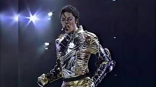 Michael Jackson - Scream - Live Auckland 1996 - HD