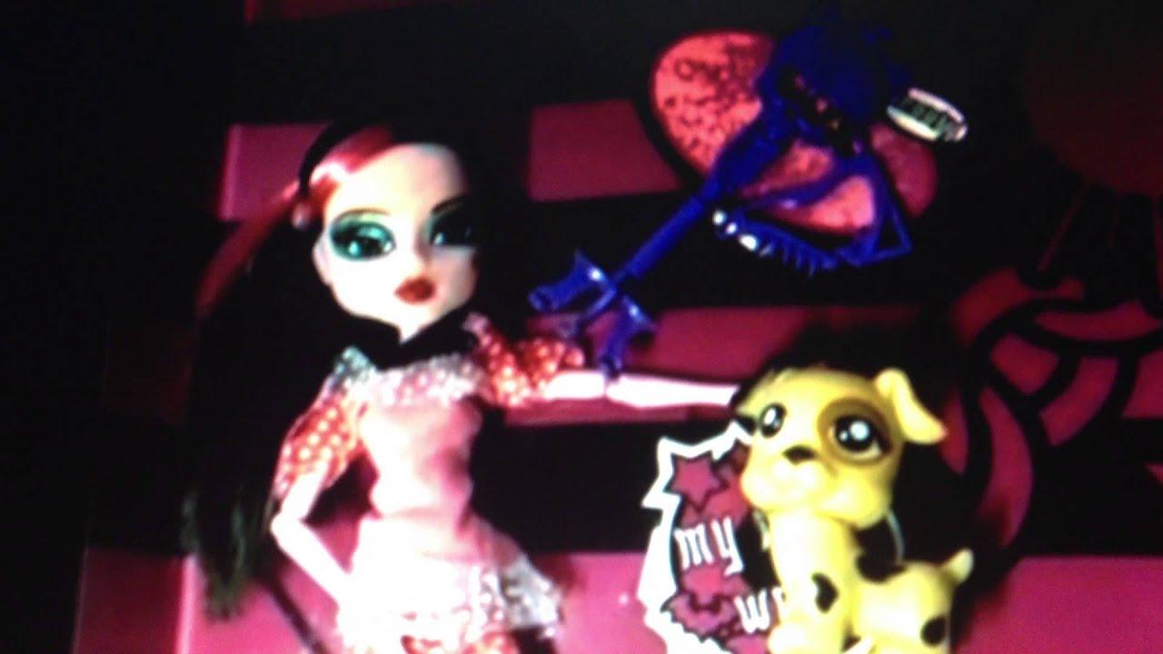 Поделки кукол монстер хай