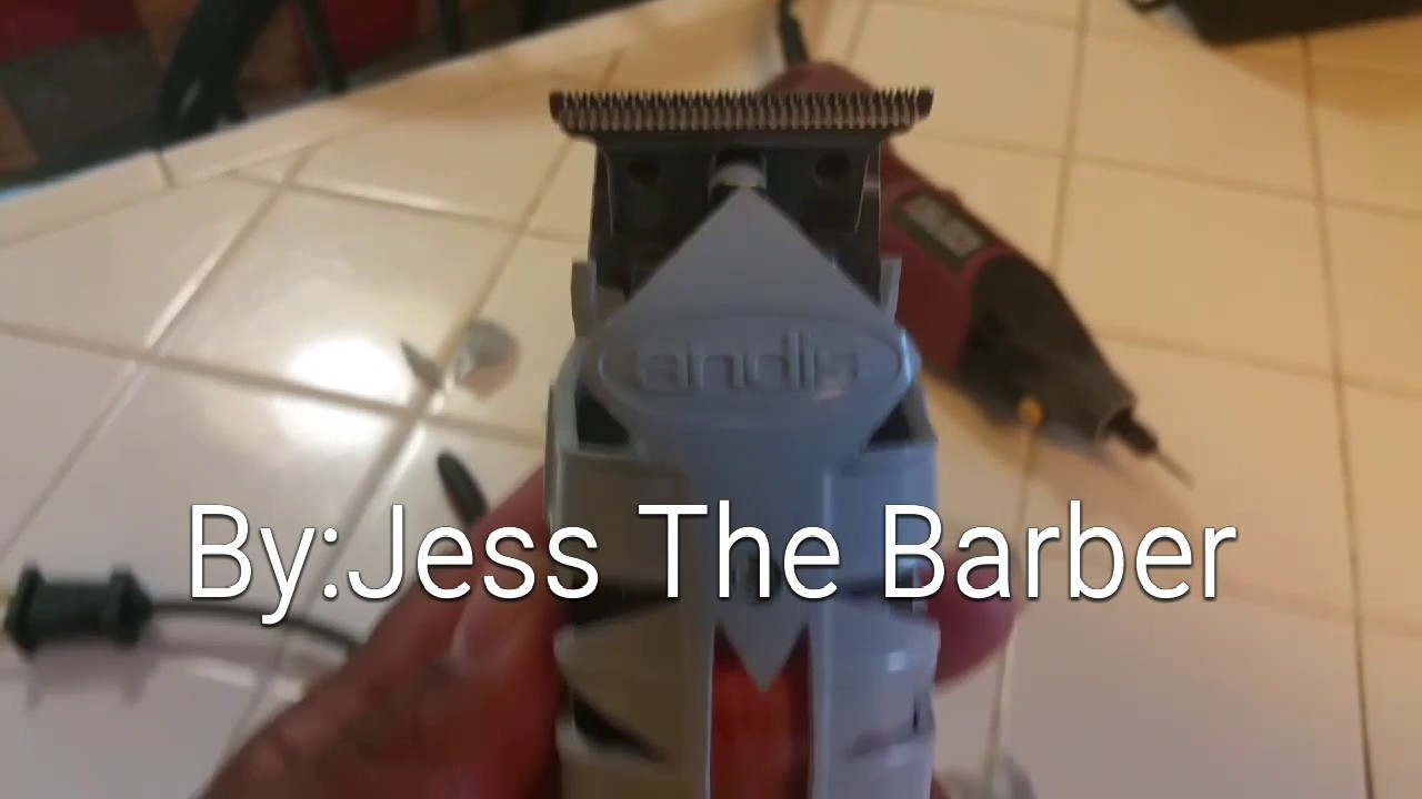 6d360be7f Customized Andis T Outliners By:Jess The Barber by Jess TheBarber