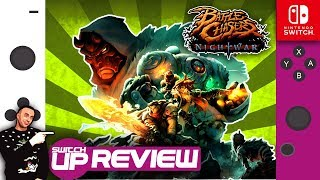 Battle Chasers: Night War Nintendo Switch Review (Best RPG?)