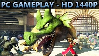 DRAGON QUEST HEROES | PC GAMEPLAY | HD 1440P