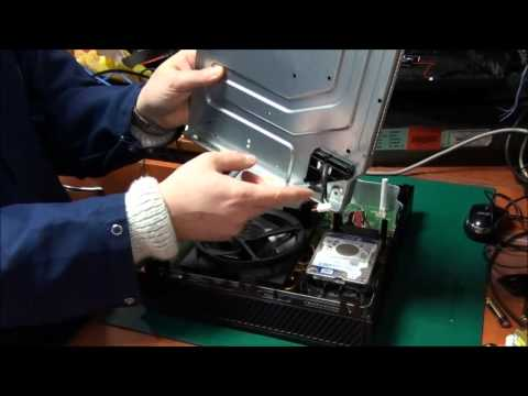 XBOX ONE Disassembly And Assembly