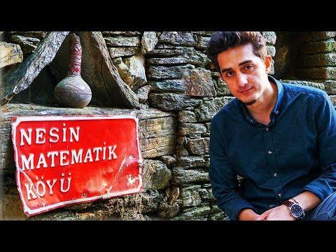 Türkiye'nin Ilk Ve Tek Matematik Köyünde 1 Gün Geçirmek!