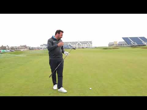 The Greatest Finish in Golf - 18th Hole, Carnoustie