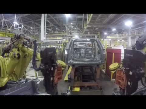 6 Millionth Jeep Vehicle Produced At Jefferson North Assembly Plant | AutoMotoTV