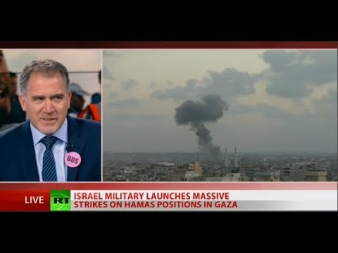 The situation in Gaza 'is criminal and genocide' – author Miko Peled