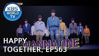 Gambar cover Happy Together I 해피투게더 - Wanna One [ENG/2018.11.29]