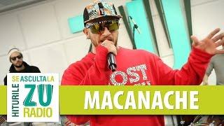 MACANACHE - Sefu (Live la Radio ZU)