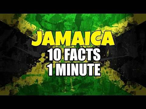 Jamaica - 10 Facts in 1 Minute