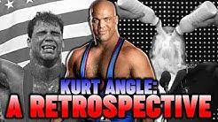 The Captivating Career Of Kurt Angle