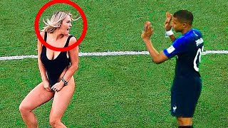 20 INAPPROPRIATE MOMENTS WITH SPORTS FANS SHOWN ON LIVE TV