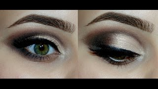 видео Как сделать вечерний макияж