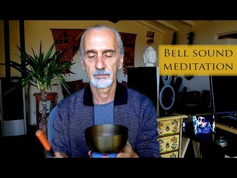 5 min Bowl Sound meditation with Shastro