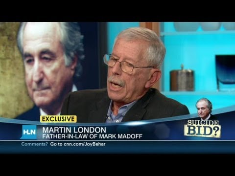 Madoff inlaw's open letter to Bernie