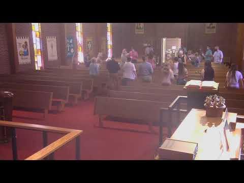 Pisgah Sunday Service - 8/15/2021 - Bread of Life