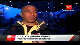 Rangers B 1 - CD Temuco 2 (22/08/2012)