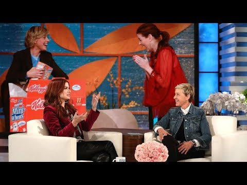 Ellen Wants Debra Messing's Standup Comic Son on the