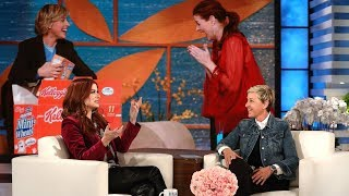 Ellen Wants Debra Messing's Standup Comic Son on the Show