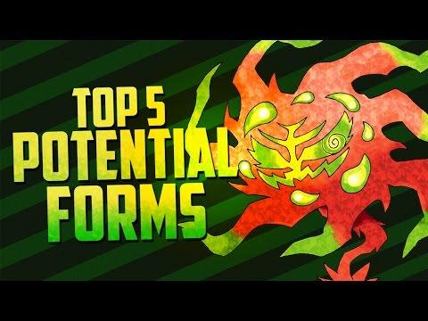 Top 5 | Potential Alola Forms/Evolutions | Pokémon Sun And Moon