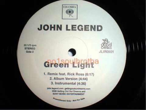 "John Legend ft. Rick Ross & Andre 3000 ""Green Light"" (Remix)"