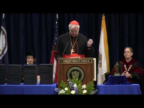 Commencement Address | Cardinal Gerhard Müller