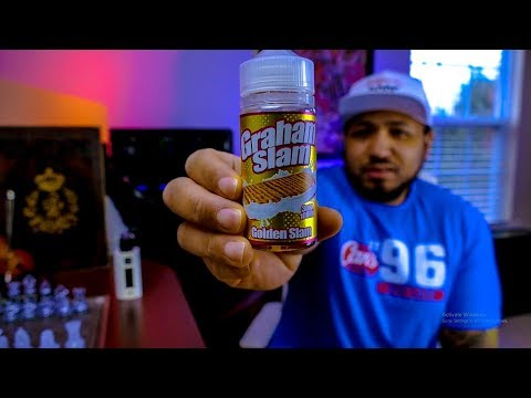 Graham Slam by The Mamasan-Golden Slam-Ejuice