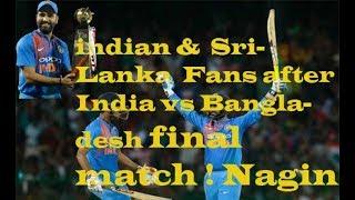India vs Bangladesh Nidahas Trophy Final | Match Analysis | Highlights | Dinesh Karthik