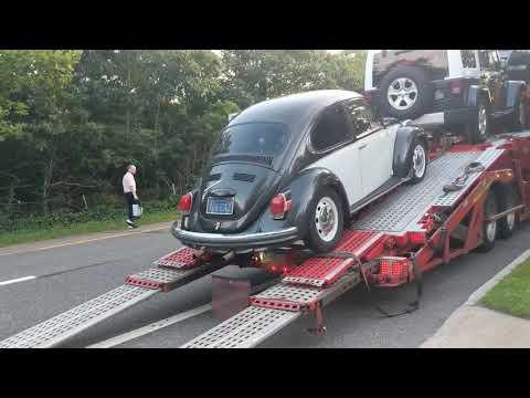 VW Super Beetle: Day 01