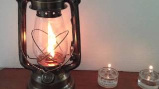 Firefly Paraffin Lamp Oil vs. CLEAN Lamp Oil