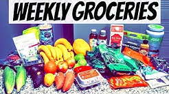 HEALTHY WEEKLY GROCERY HAUL - FOR A FLAT STOMACH - DE-BLOAT